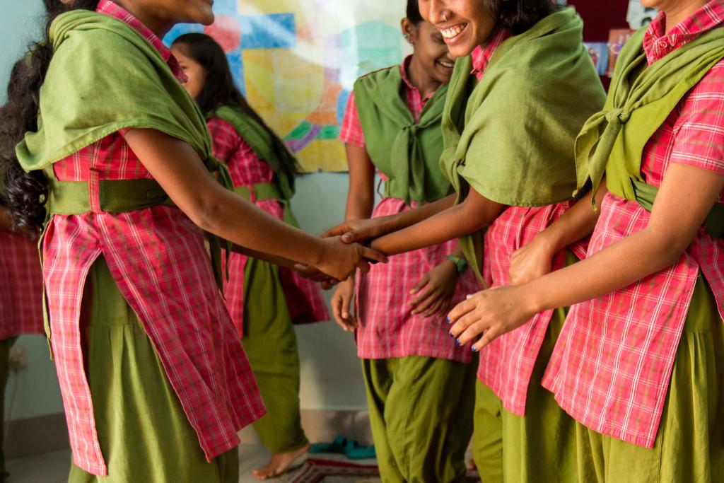 girls in Bangladesh