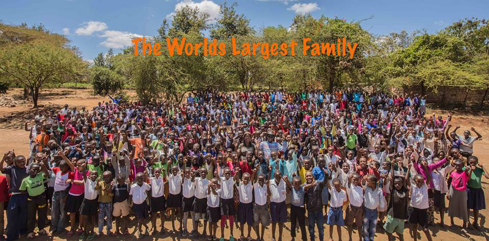 Mully Children's Family, the world's largest family.