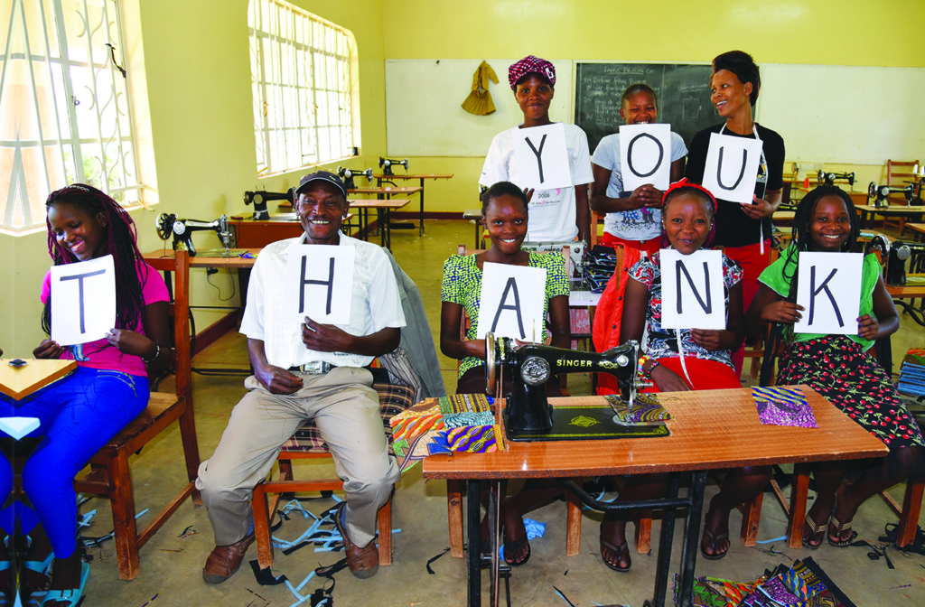 Mully Children's Family artisans thank you for your support.